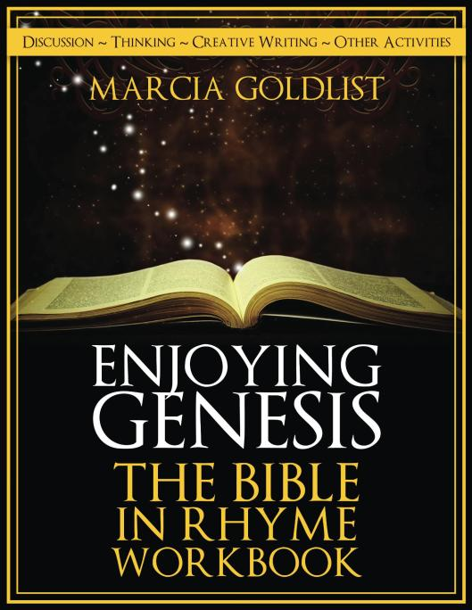 Check out Enjoying Genesis: The Bible in Rhyme Workbook